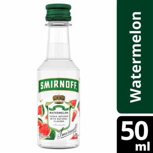Smirnoff Watermelon Vodka Perspective: front