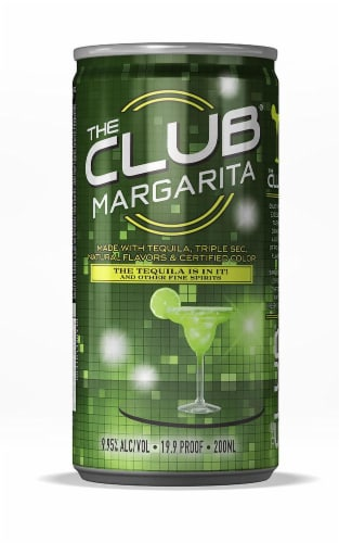 The Club Margarita Perspective: front