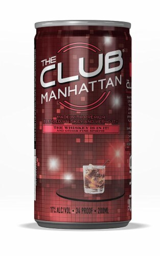 The Club Manhattan Perspective: front