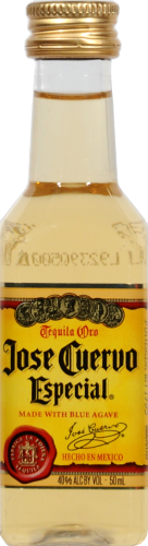 Jose Cuervo Especial Tequila Perspective: front