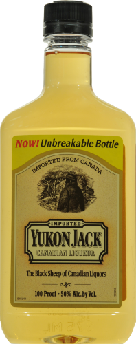 City Market Yukon Jack Canadian Liqueur