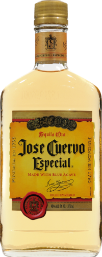 Jose Cuervo Especial Gold Tequila Perspective: front