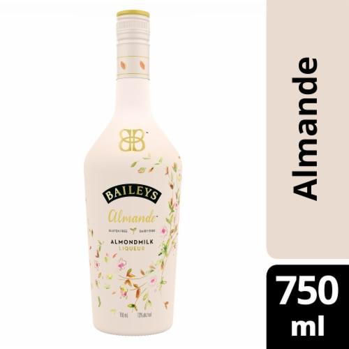 Baileys Almande Almondmilk Liqueur Perspective: front