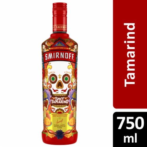 Smirnoff Spicy Tamarind Vodka Perspective: front