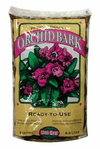 Redi-Gro 7238975 8 qt Orchid Bark Perspective: front