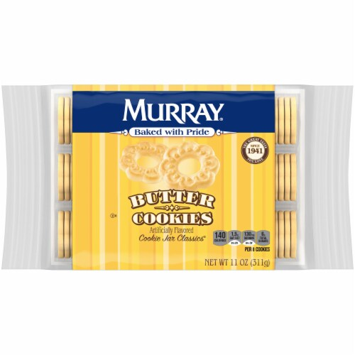 Murray Butter Cookies Perspective: front