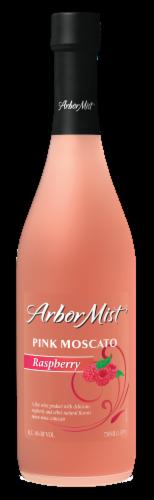 Arbor Mist Raspberry Pink Moscato Fruit Wine Perspective: front