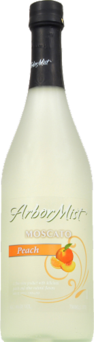 Arbor Mist Peach Moscato Perspective: front