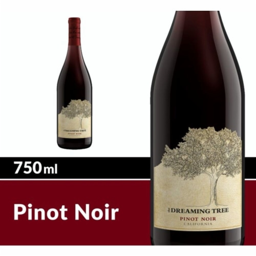The Dreaming Tree Pinot Noir Red Wine Perspective: front