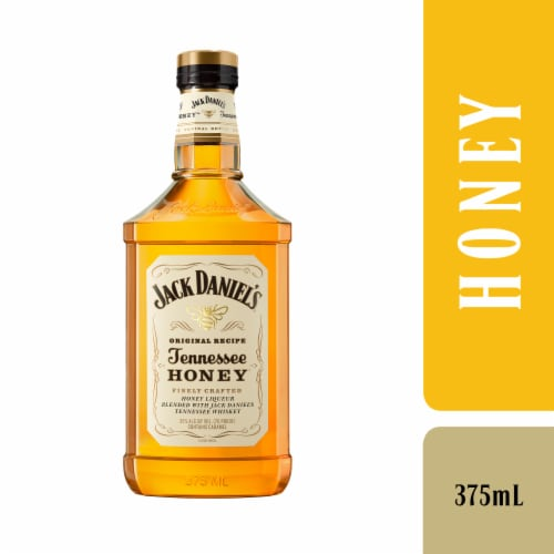 Jack Daniel's Tennessee Honey Tennessee Whiskey Perspective: front