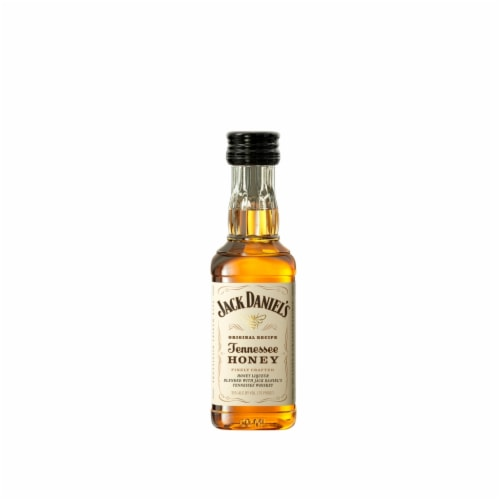 Jack Daniel's Tennessee Honey Whiskey Perspective: front