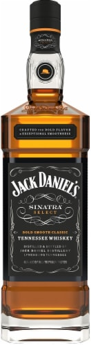 Jack Daniel's Sinatra Select Tennessee Whiskey Perspective: front
