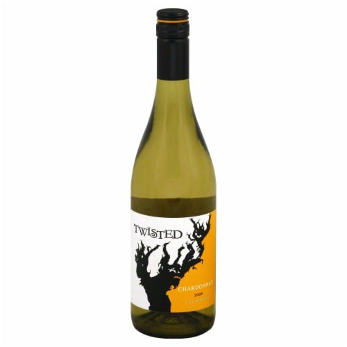 Twisted Chardonnay Perspective: front