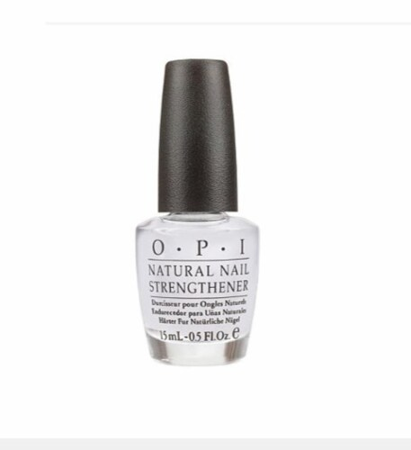 OPI Natural Nail Strengthener Nail Lacquer Perspective: front