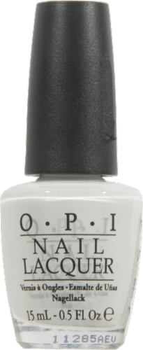 OPI Alpine Snow Nail Lacquer Perspective: front