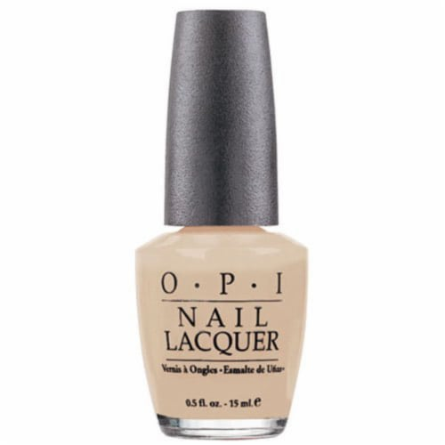 OPI Samoan Sand Nail Lacquer Perspective: front