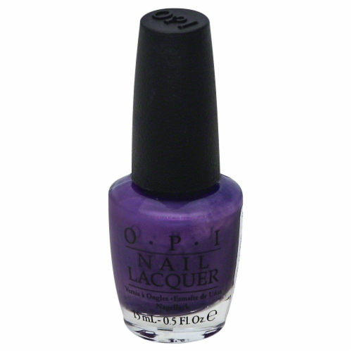 OPI Purple with a Purpose Nail Lacquer Perspective: front