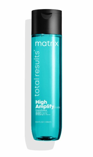 Matrix Total Results High Amplify Shampoo Perspective: front