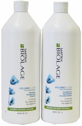 Matrix Biolage Volume Shampoo & Conditioner Duo Perspective: front