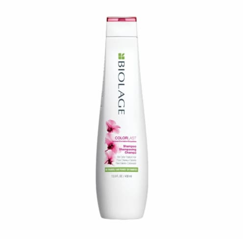 Matrix Biolage ColorLast Shampoo Perspective: front