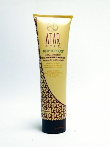 Atar Gold Phyto-Lux Sulfate-free Shampoo Perspective: front