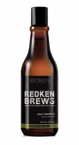 Redken Brews Men's Daily Shampoo Perspective: front