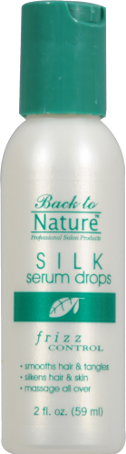 Back to Nature Silk Repair Drop Perspective: front