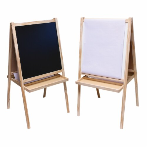 Art Alternatives Children's Paint & Draw Easel Perspective: front