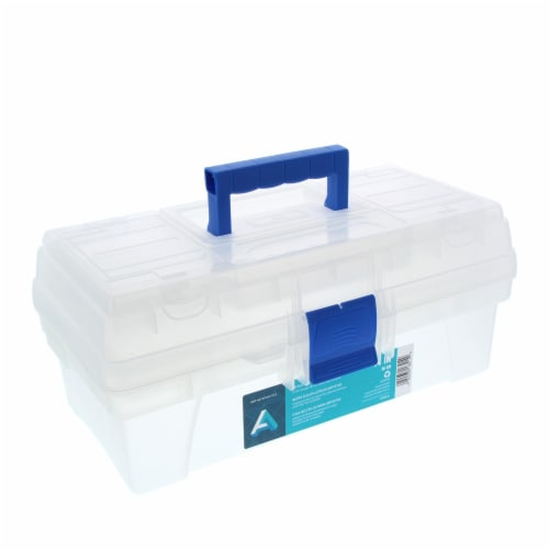 Art Alternatives Artist Tool Box - Clear Perspective: front