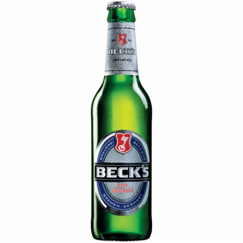 Beck's Non Alcoholic Pale Lager Perspective: front