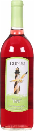 Duplin® Easy Sweet Red Muscadine Wine Perspective: front