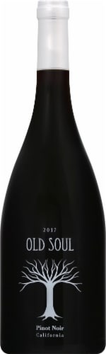 Old Soul Pinot Noir Perspective: front