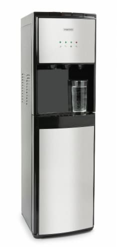 Igloo Hot Cold & Room Temperature Bottom Load Water Dispenser Perspective: front