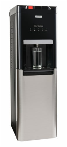 Igloo Bottom Loading Self-Cleaning Water Dispenser Perspective: front