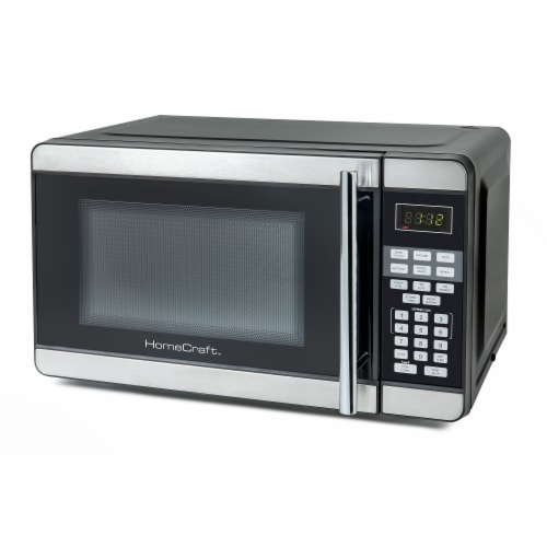 HomeCraft Microwave Oven Perspective: front