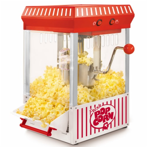 Nostalgia 2.5 Ounce Kettle Popcorn Maker Perspective: front