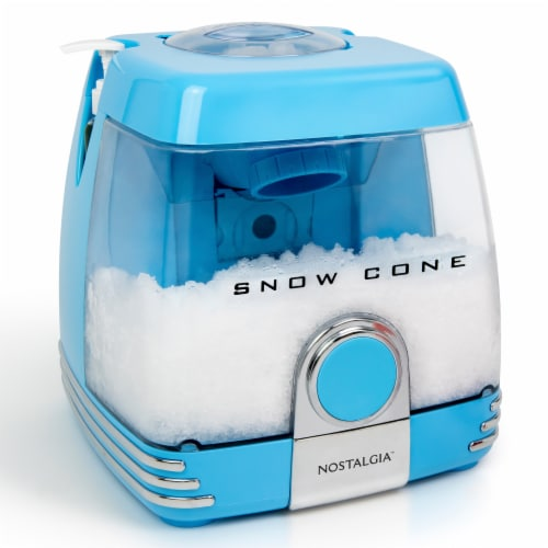 Nostalgia Snow Cone Party Station Perspective: front