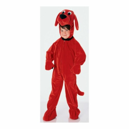 Costumes For All Occasions Af180Md Clifford Child Medium Perspective: front