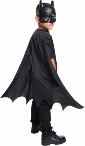 Rubies Children's Batman Mask & Cape Perspective: front
