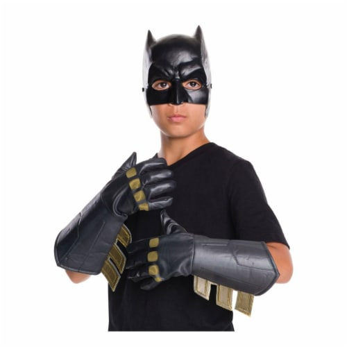 Rubies 272019 Batman Child Gauntlets - One Size Perspective: front