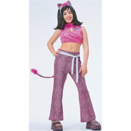 Costumes For All Occasions AF186LG Josie Pink Child Large Perspective: front