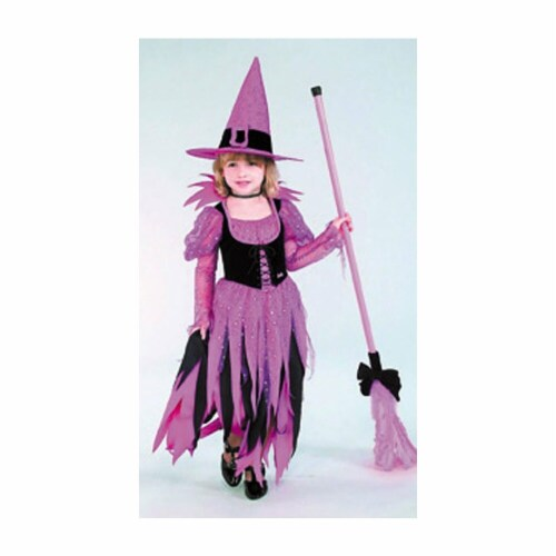 Costumes For All Occasions RU38917T Trendy Barbie Sorceress Toddler Perspective: front