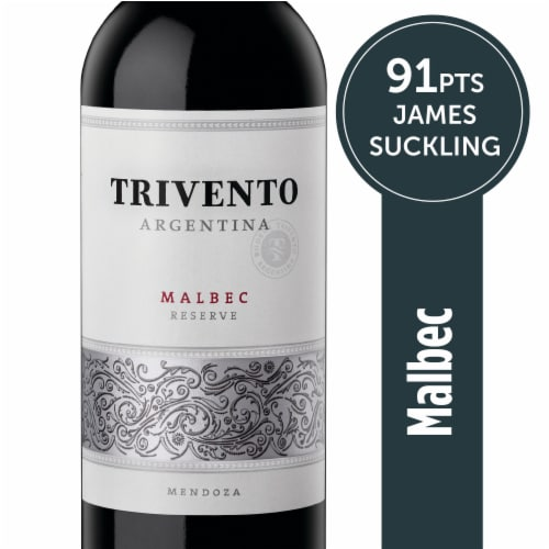 Trivento Reserve Malbec Perspective: front