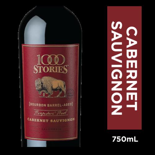 1000 Stories Bourbon Barrel-Aged Cabernet Sauvignon Perspective: front
