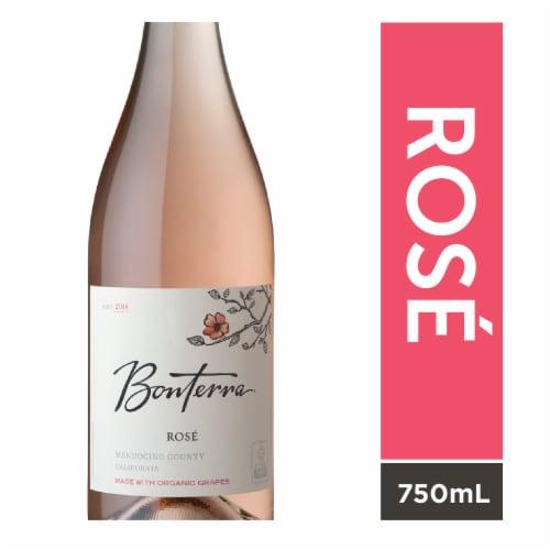 Bonterra Rose Perspective: front