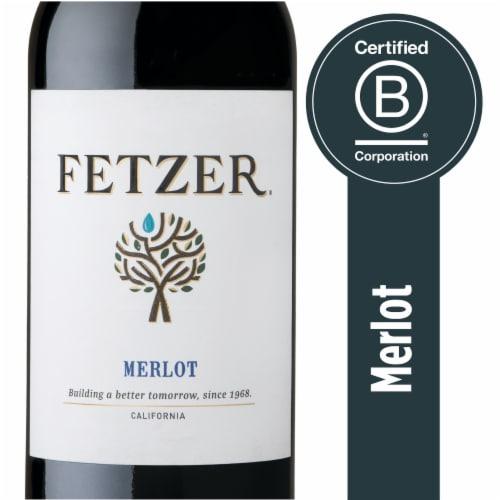 Fetzer Eagle Peak Merlot Red Wine Perspective: front
