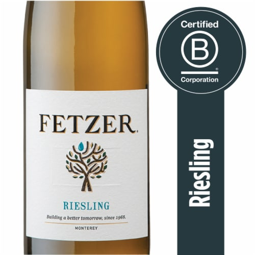 Fetzer Riesling Perspective: front