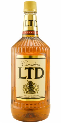 Canadian Ltd Blended Canadian Whisky Perspective: front
