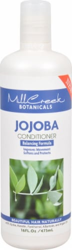 Mill Creek  Botanicals Jojoba Conditioner Perspective: front
