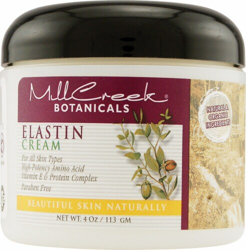 Mill Creek Botanicals Facial Cream Perspective: front